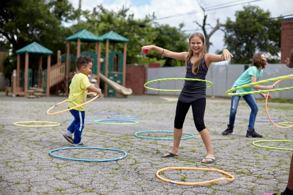 Figure Out How To Unwind And Have Some Good Times Recess Outside